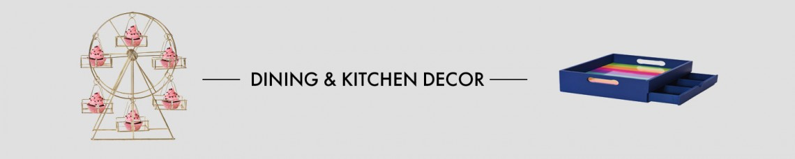 Dining & Kitchen Decor