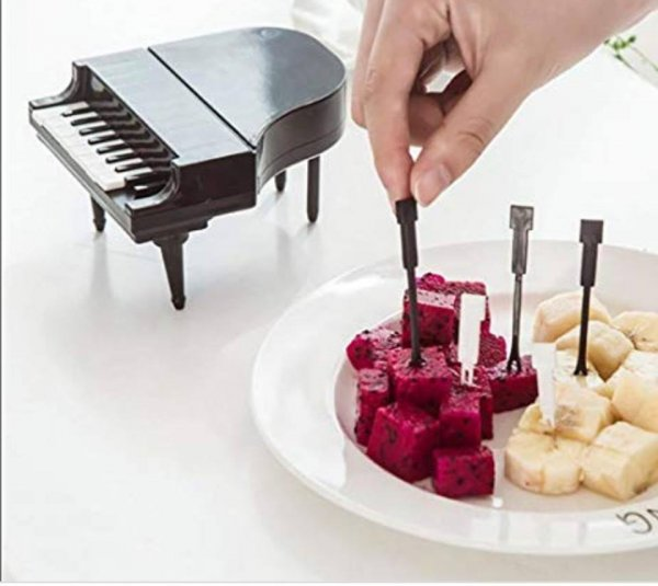 Piano Fork Stand
