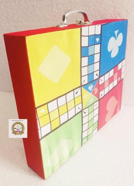 Stationery Organizer ( Ludo theme)
