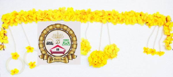 Bandhanwar ( Yellow) / Door hangings
