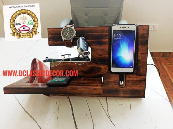 Men's Desk Organiser