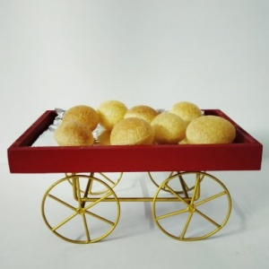 Thela Cart / Snacks server