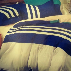 3 Pcs Fitted Bed Sheet Set