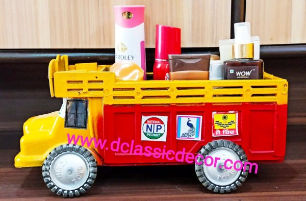 SERVING TRUCK PLATTER/SNACK SERVER/MAKEUP ORGANISER /KIDS TOY ORGANISER