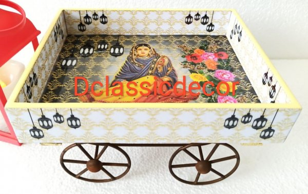 Thela Cart ( Queen Print)