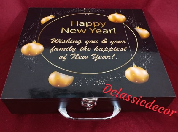 Happy New Year Hamper Box